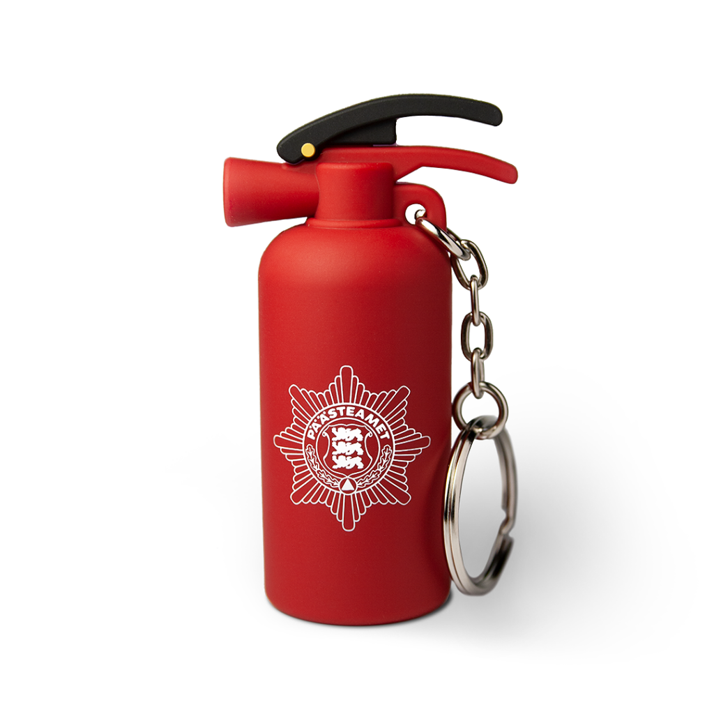 Rescue Board keychain.