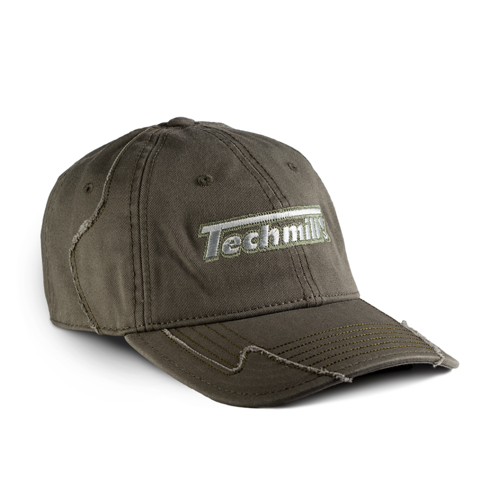 Techmill embroidered beanie.